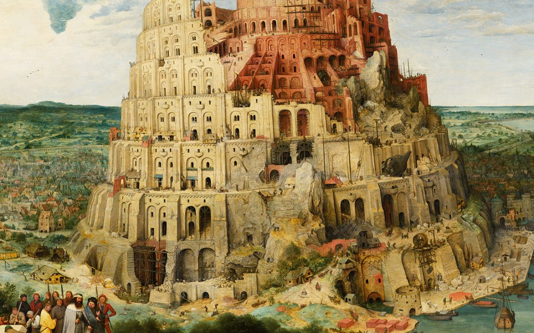 Los Vértigos del Infinito:  Babel en la Era de lo Global